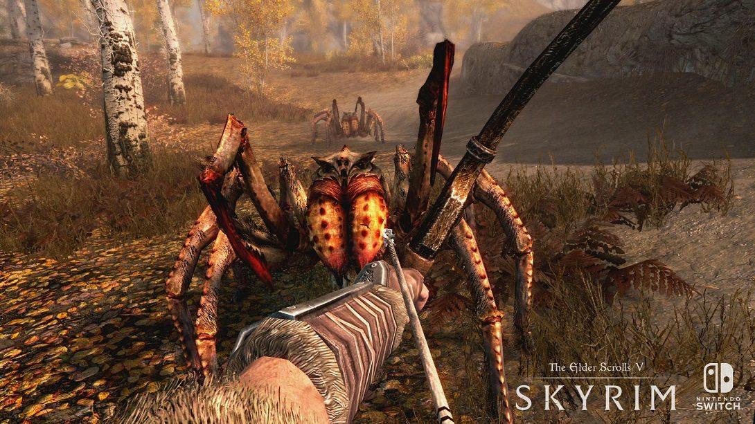 The Elder Scrolls V: Skyrim - Nintendo Switch 1