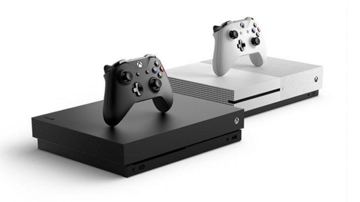 Xbox One X - Xbox One S Confronto