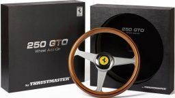 Al volante di una 250 GTO? Con Thrustmaster si può