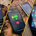 CAT phones: gli smartphone che non temono l'inverno