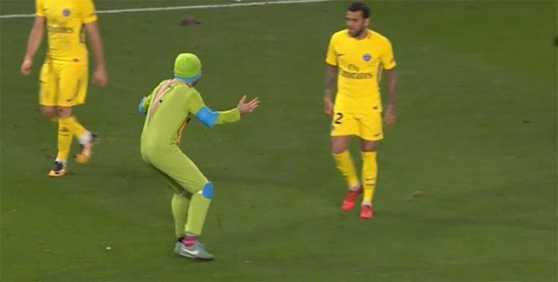 Tartarughe Ninja invadono il campo da calcio!