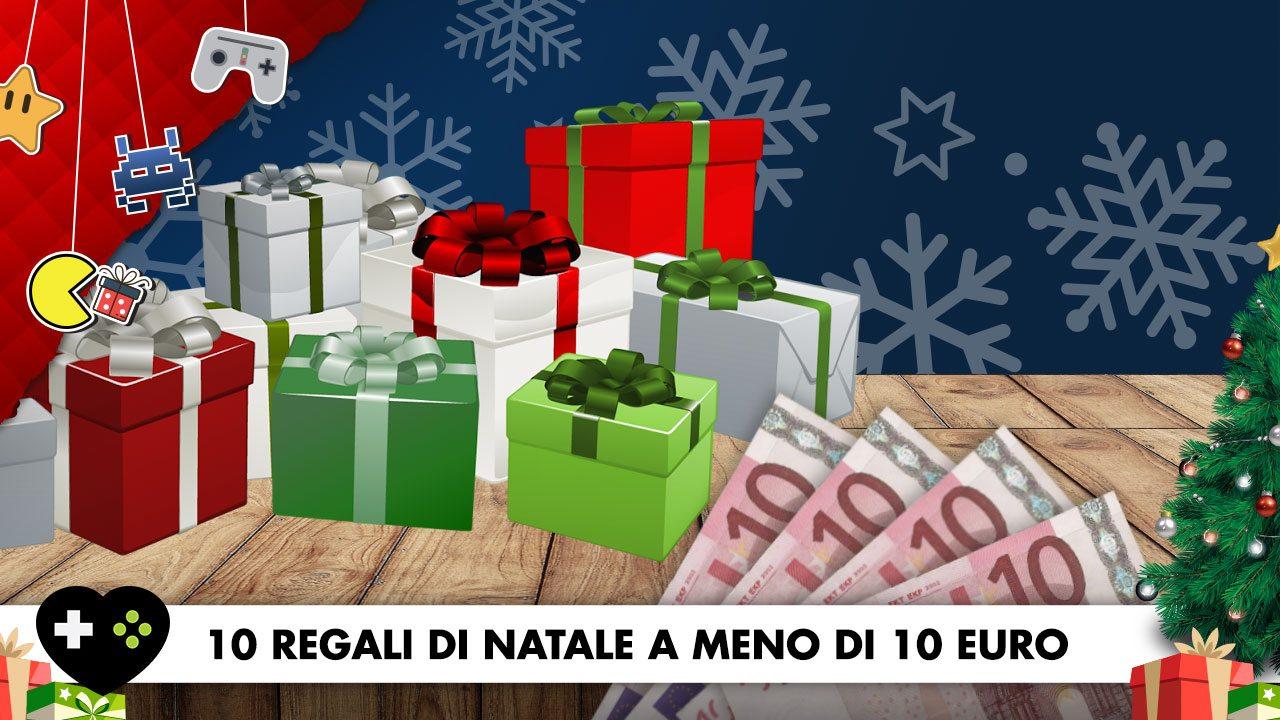 Regali Di Natale Sotto 10 Euro.10 Regali Di Natale A Meno Di 10 Gamesoul It