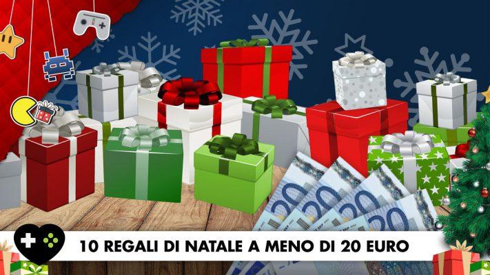 10 regali di natale a meno di 20 for Regali a meno di 10 euro