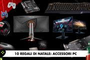 10 regali di Natale: Accessori PC