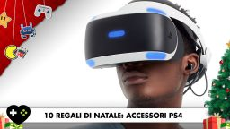 10 Regali di Natale: Accessori PS4