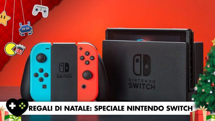 Regali di Natale: Speciale Nintendo Switch