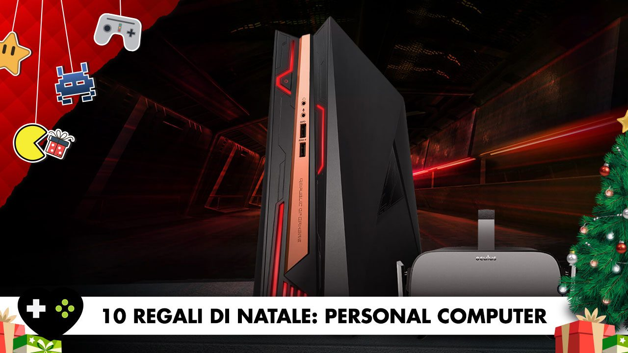 Regali Di Natale Video.10 Regali Di Natale Personal Computer Gamesoul It
