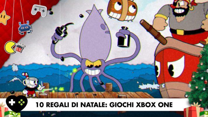10 Regali di Natale: Giochi Xbox One