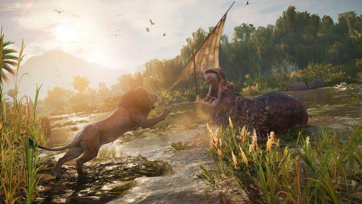 Assassin's Creed Origins concorso foto
