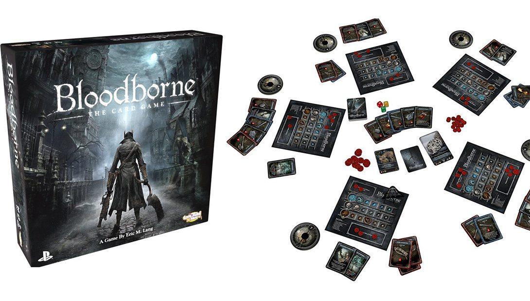 Bloodborne Gioco di Carte