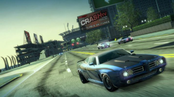 No, Burnout Paradise per PS4 e Xbox One non esiste