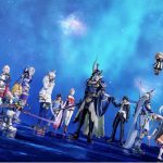 Dissidia Final Fantasy roster