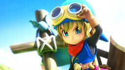 Un po' di gameplay per Dragon Quest Builders su Switch