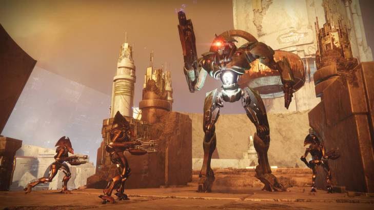 Destiny 2 - La Maledizione di Osiride