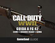 Call of Duty: WWII – FG 42: Come e Quando usare l'Arma [Guida]
