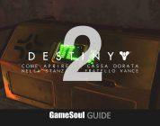 Destiny 2 – Come sbloccare la cassa dorata di Fratello Vance (Mercurio)