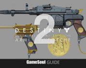 Destiny 2 – Guida alle Armi Esotiche Cinetiche