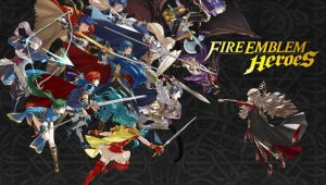 "Fire Emblem Heroes inizia il 2018 con il ""New Year Update"""