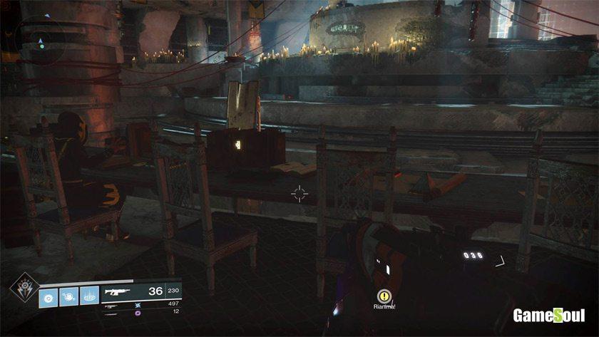 Destiny 2: come trovare la cassa del faro di Fratello Vance