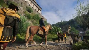 Kingdom Come: Deliverance, 16 minuti di gameplay
