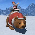 Final Fantasy XIV Bear