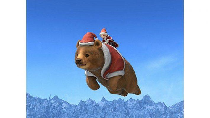 Le renne sono fuori moda, Babbo Natale passa agli orsi