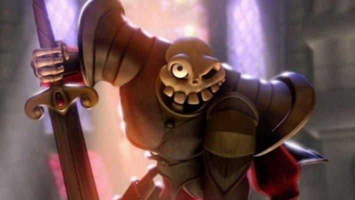 Sir Daniel Fortesque non muore mai, tornerà su PS4 con MediEvil Remastered