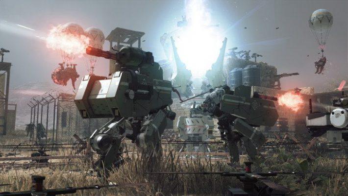 La beta di Metal Gear Survive torna, anche su PC