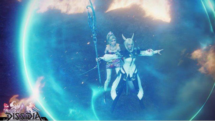Dissidia FInal Fantasy NT Opening