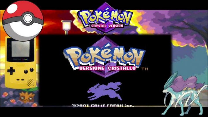 Pokémon Cristallo è in arrivo su 3DS, insieme ad uno speciale New 2DS XL