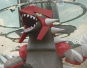 Pokémon GO Groudon