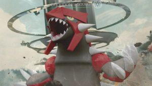 Pokémon GO Groudon