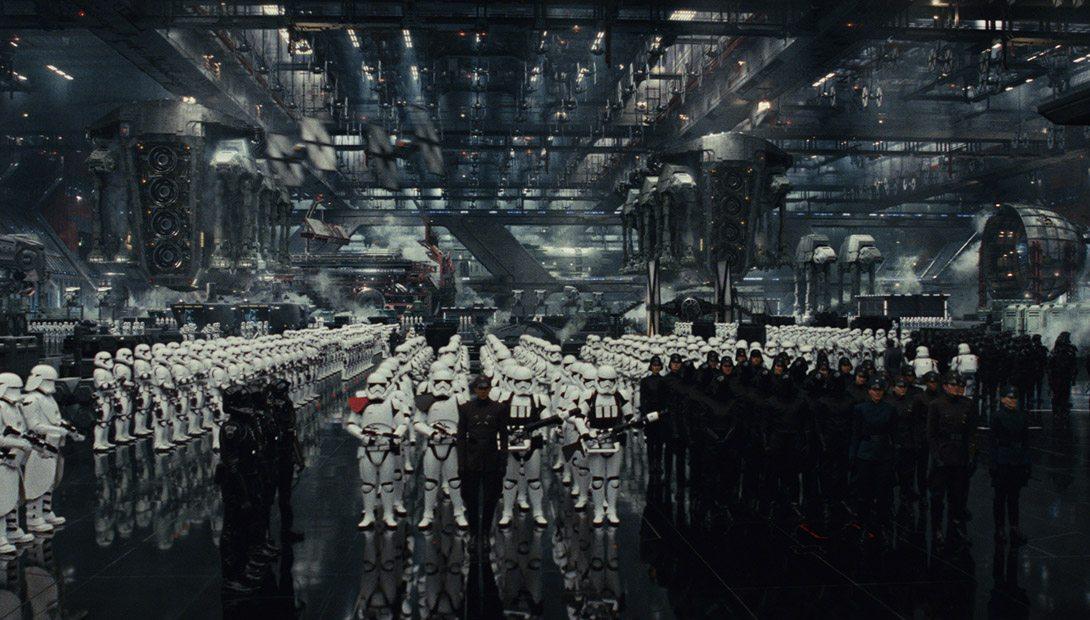 Primo Ordine Gli Ultimi Jedi