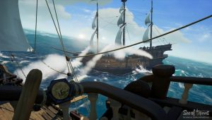 Sea of Thieves gameplay
