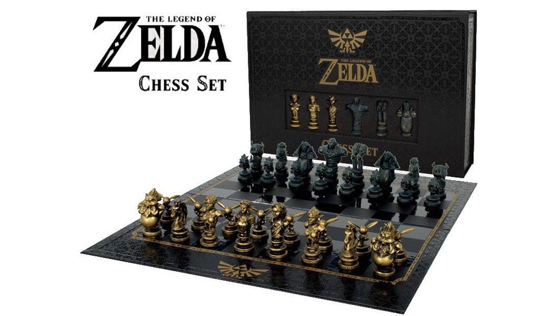Zelda scacchi