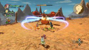 Ni No Kuni II gameplay