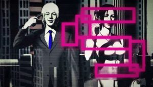 Un video gameplay per The 25th Ward: The Silver Case