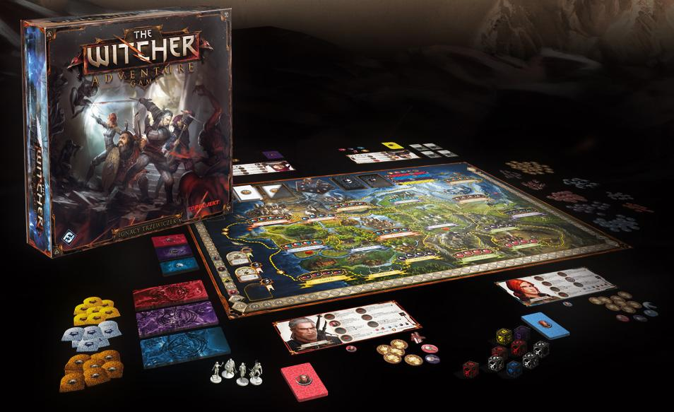 Witcher Gioco d'avventura