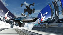 Si sfreccia a velocità supersoniche con la Realtà Virtuale di WipEout