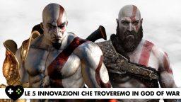 Le 5 grandi innovazioni che troveremo nel prossimo God of War