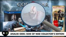Analisi Geek: God of War Collector's Edition