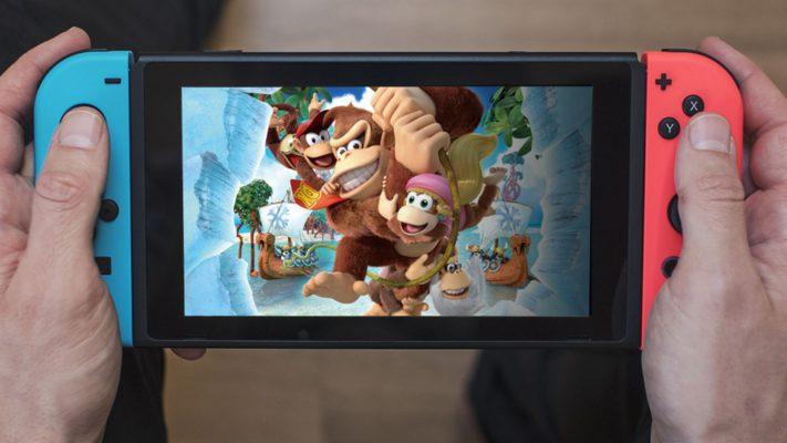 Donkey Kong Country: Tropical Freeze arriva su Nintendo Switch