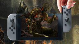 Dark Soul Remastered è realtà, arriva anche su Switch!