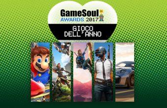Gioco dell'Anno – GameSoul Awards 2017