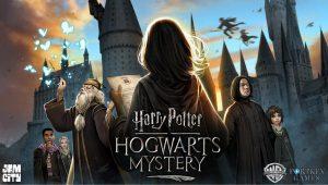 Harry Potter Hogwarts Mystery trailer mobile