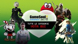 Le Categorie – GameSoul Awards 2017