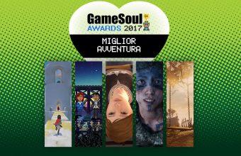 Miglior Avventura – GameSoul Awards 2017