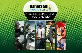Miglior Esperienza Multiplayer – GameSoul Awards 2017