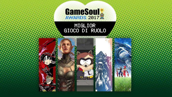 Miglior Gioco di Ruolo – GameSoul Awards 2017