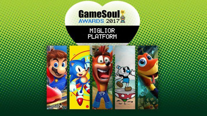 Miglior Platform – GameSoul Awards 2017